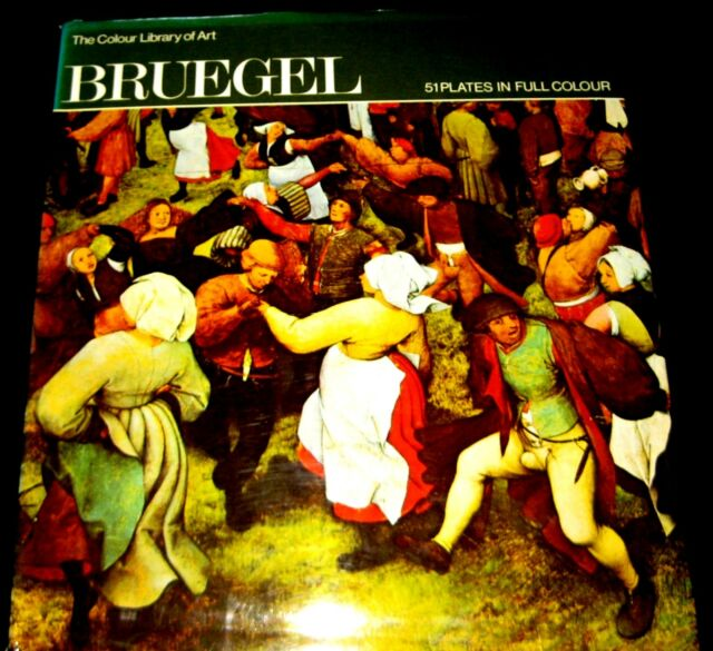 Bruegel (Colour Library of Art) Hardcover – illustrated 1969 by Marguerite Kay