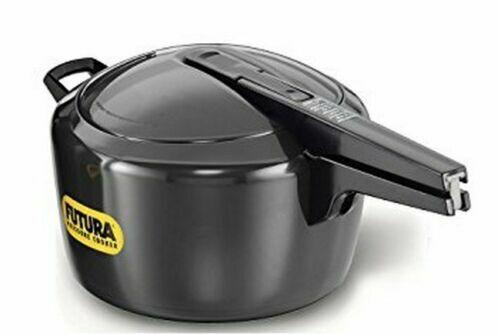 Hawkins Futura Pressure Cooker 7 Litter For 7-10 Member Indian Stove top Steamer