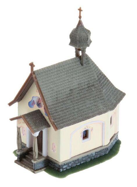 Faller 232239 Spur N, Kapelle St. Bernhard, Bausatz, Epoche II, Neu