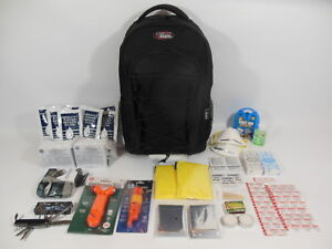 Details About 72 Hour Emergency Survival Kit 2 Persons Disaster Evacuation Zombie2 Bug Out Bag