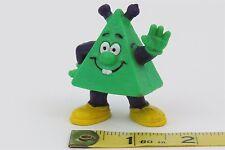 VINTAGE - PVC FIGURE - SCHAPER - ASTROSNIKS - GREEN FIGURE -