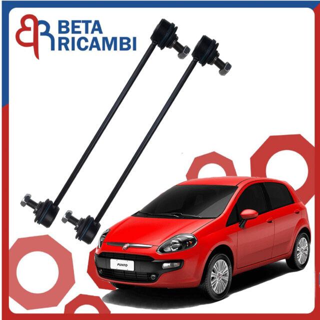 Tiranti Barra Stabilizzatrice Fiat Grande Punto Evo Biellette  Anteriori 2 Pz