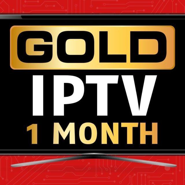 IPTV Premium Subscription 1Month for Mag, Dreamlink, Avov, Android Box- Stbemu