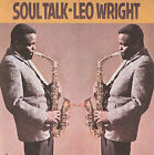 Soul Talk * by Leo Wright (CD, Mar-2005, Water Music Records)