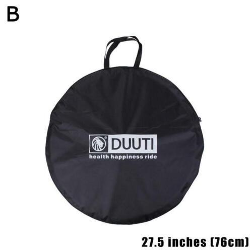 "26/""//27.5/""//29/"" Waterproof Bicycle MTB Road Bike Cycling Wheel Carry Bag Cover x 1"