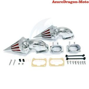 For-Suzuki-Boulevard-M109-All-Years-Spike-Air-Cleaner-Kits-Intake-Filter