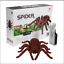 Cadeau-de-jouet-enfant-telecommande-infrarouge-effrayant-en-peluche-araignee miniature 1