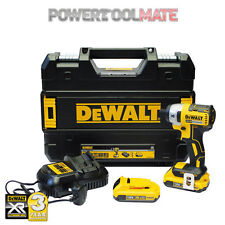 DeWalt DCF886D2 18v XR Brushless Impact Driver - 2x 2Ah Batts in New Style Case