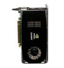 SPARE HP NVIDIA Quadro FX 1800  768 MB GDDR3 SDRAM PCIE x16  600-50744-0500-303