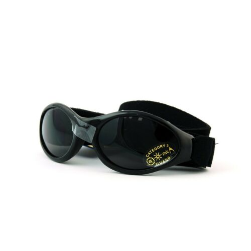 Baby Banz Adventure Sunglasses Midnight Black Infants 0-2 Years