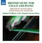 British Music for Cello and Piano (CD, Jun-2014, Naxos (Distributor))