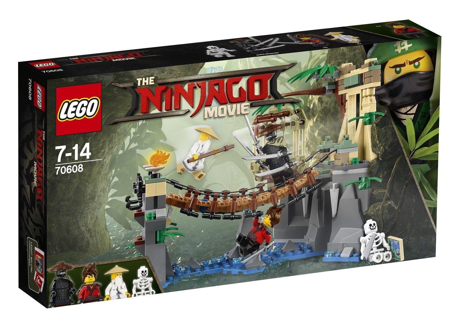 LEGO NINJAGO Master Falls 2017 (70608)