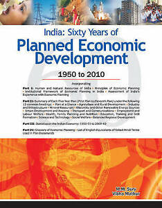 India-Sixty-Years-of-Planned-Economic-Development-1950-to-2010-New-Book-Sury
