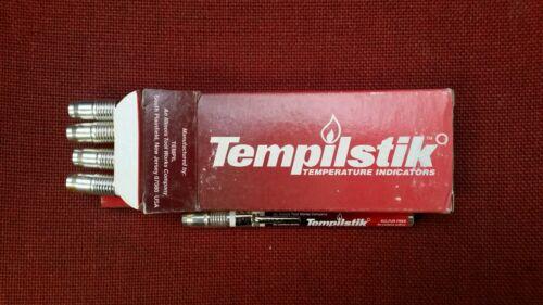 NEW Tempil Tempilstik Temperature Indicator Sticks for 21 Different Temperatures