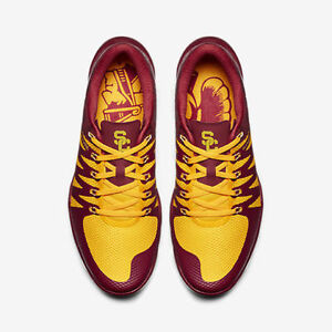 Image is loading NIKE-FREE-TRAINER-5-0-V6-AMP-USC-