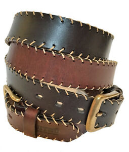 039-039-Mendoza-039-039-100-Argentine-Hand-stitched-Leather-Polo-Belt