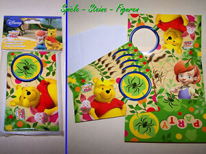 Details About Tigger Pooh Invitation Cards Children Birthday Party