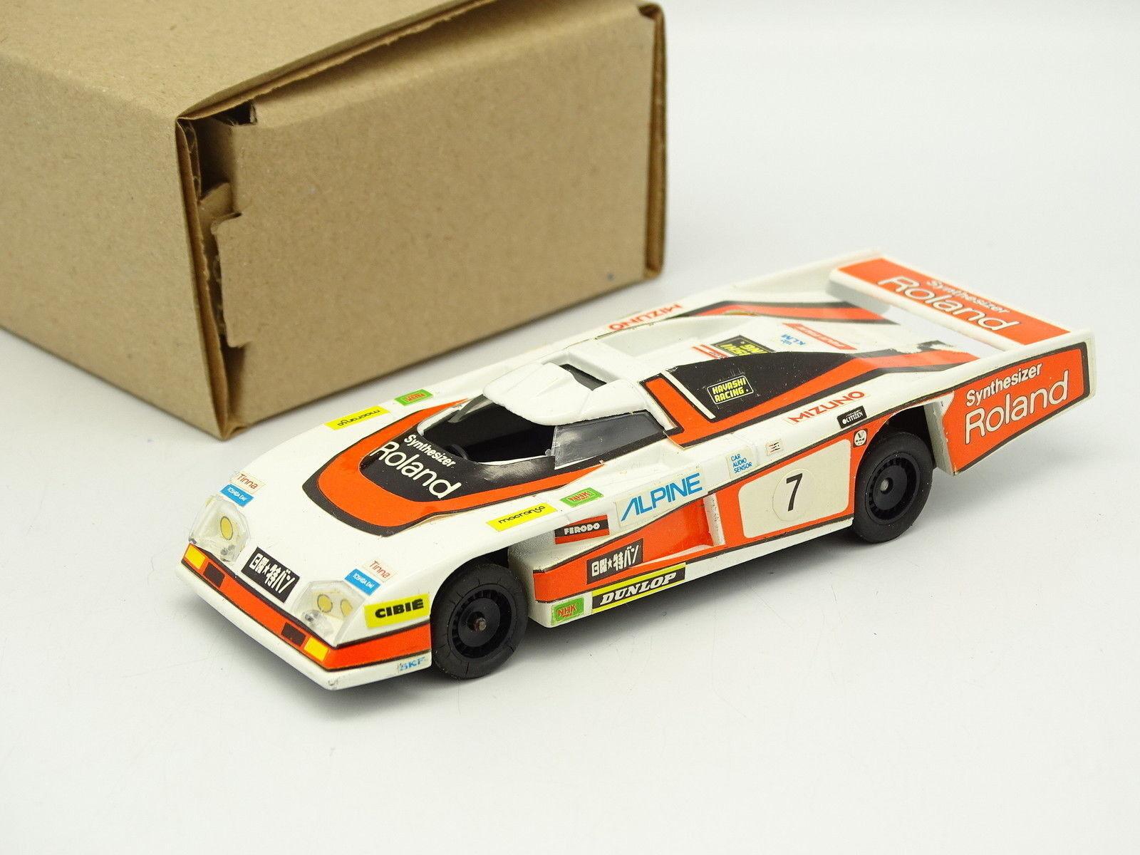 K&M Japon 1 43 - Dome Roland RL80 Le Mans 1979 N°7