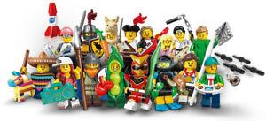 LEGO-MINIFIGURES-SERIES-20-71027-choisissez-tout-Figurine-ENVOI-GRATUIT