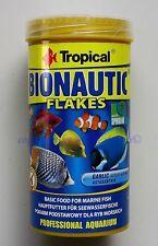Tropical Bionautic Flakes 250ml Hauptfutter für Meerwasserfische 27,92€/L