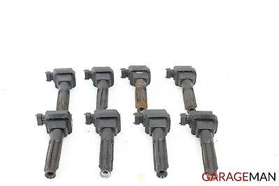 For Mercedes W124 W140 Pair Set of 3 Ignition Coils w//o Spark Plug OEM Bosch