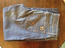 Joes Jeans 'Flex' womens blue boot cut jeans 27' 34L
