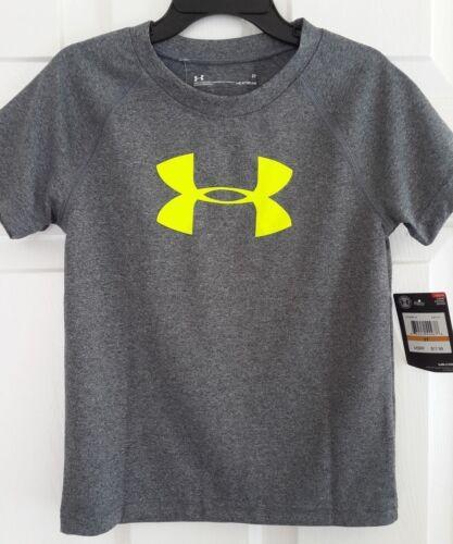 4 3T Under Armour Heatgear Athletes Short T-Shirt Kids Size 2T 6 5 7.