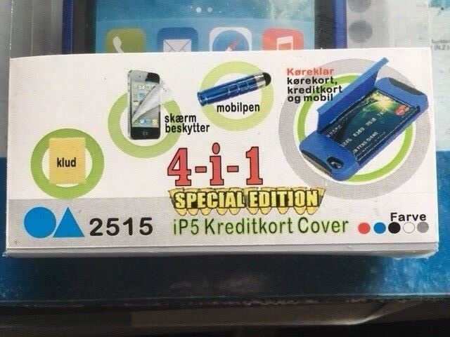 Skærmbeskyttelse, t. iPhone, Iphone 5