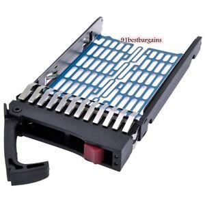 HP-Proliant-378343-002-2-5-SAS-SATA-Tray-Caddy-ML370-DL380-DL580-DL360-G6-G7
