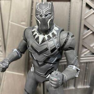 Marvel-Legends-Avengers-Black-Panther-Bootleg-KO-Knockoff-6-034-Action-Figure