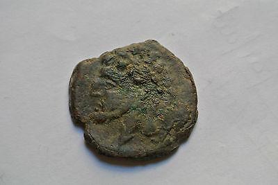 Bronze 203-148 Ac J.-c. Delicacies Loved By All Micipsa Royaume De Numidie