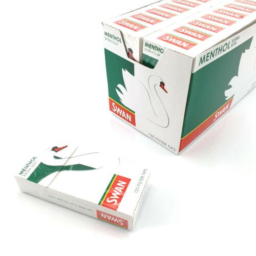 Swan Menthol Extra Slim Filtres Multiples Quantités Disponible