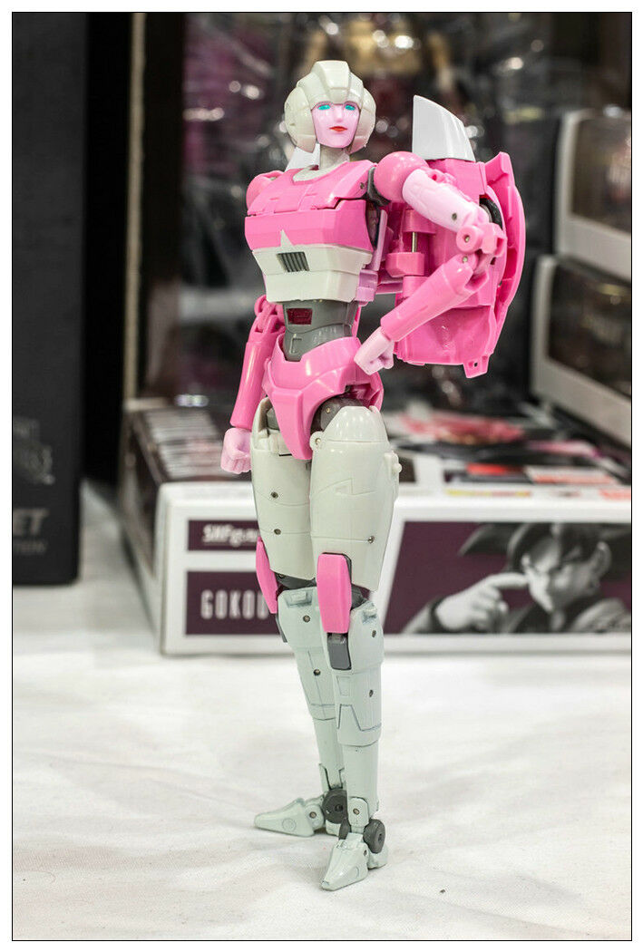 NEW Transformers toy Ocular Max MMC PS-04 Azalea G1 Arcee MP New will arrival