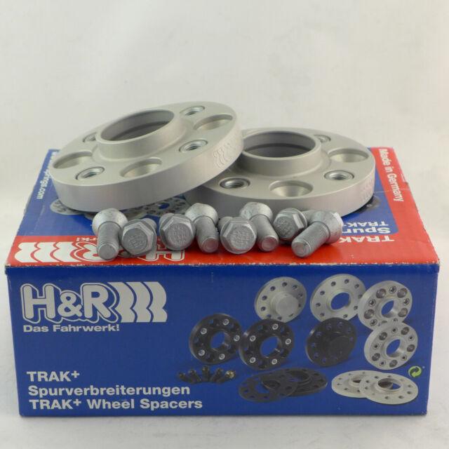 H&R Lane Widening 44mm Silver for Panda Type