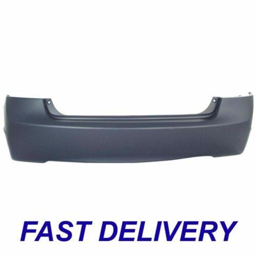 New Rear Bumper Cover Primed Fits Honda Civic Sedan Model HO1100235