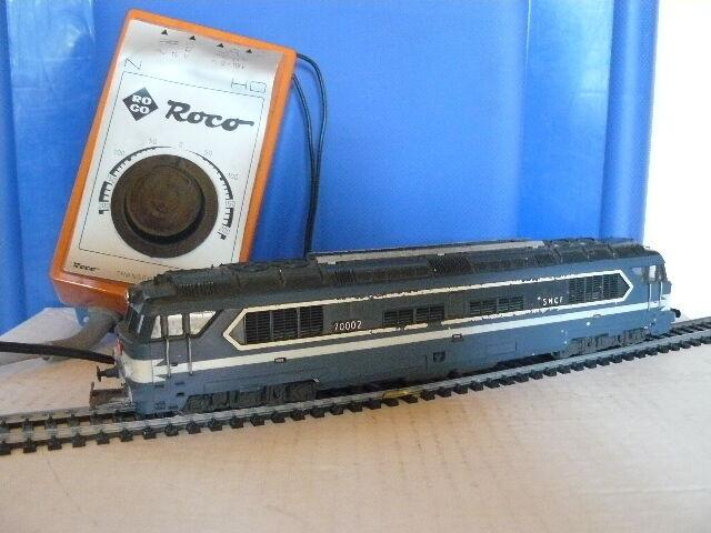 TRAIN ECHELLE HO JOUEF  CC 70002 SNCF   échelle 1 87 ème