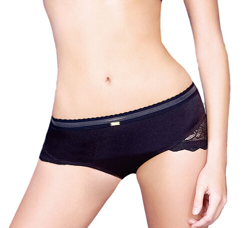 Panty Invisible thong Silicon Panty UP No Slip Vicky Form S-XL Model 382  13801