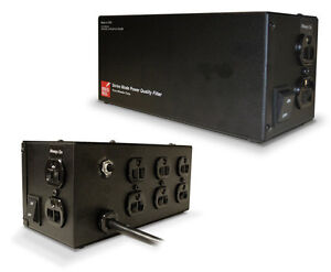 Brickwall Pw8r15 15a 120v 8 Outlet Surge Protector No