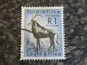 SOUTH-AFRICA-POSTAGE-STAMP-SG197-1R-VERY-FINE-USED
