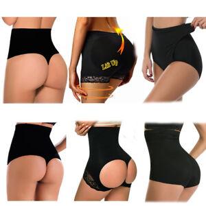 2d87ccd5fae6a Women Panty Butt Lift Tummy Control Body Shaper Waist Trainer ...