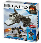Mega Bloks Halo UNSC Wombat Recon Drone Cyy43