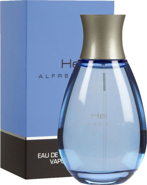 HEI by ALFRED SUNG 100ML EDT MEN NEW SEALED BOX.