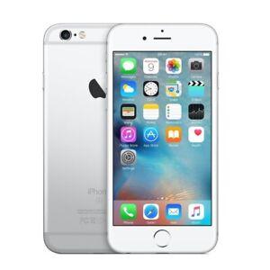 APPLE-IPHONE-6S-64GB-BIANCO-SILVER-ROTTO-DIFETTOSO-SCHEDA-MADRE-PEZZI-RICAMBIO