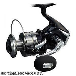 NEW Shimano SPHEROS SW 6000-HG Spinning Reel