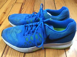 4d73a4f0c136 Nike Zoom Pegasus 31 Men s Running Shoes - Blue - Sz 11