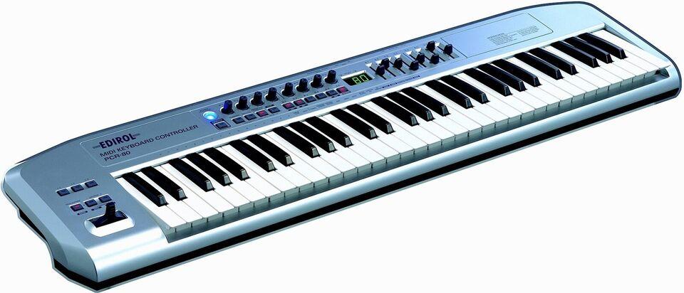Midi keyboard, Roland PCR-80