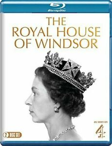The-Royal-House-of-Windsor-2-disc-Channel-4-Blu-ray-DVD-Region-2