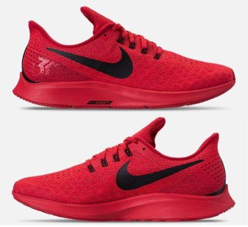 Air Nike Da Nuove In Originale Rosso Zoom Corsa Scatola Nero Uomo Pegasus 35 fUUdqxa4