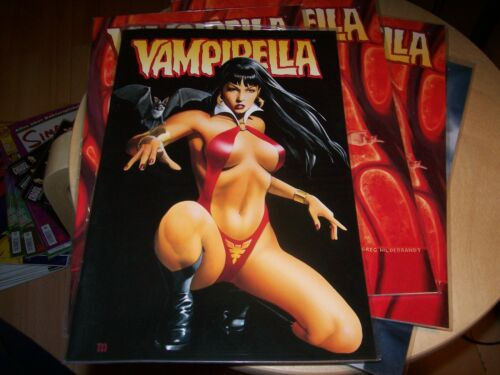 Vampirella verschiedene Ausgaben MG Publishing Comic Cover TOP