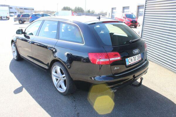 Audi A6 2,0 TDi 170 Avant Multitr. - billede 4